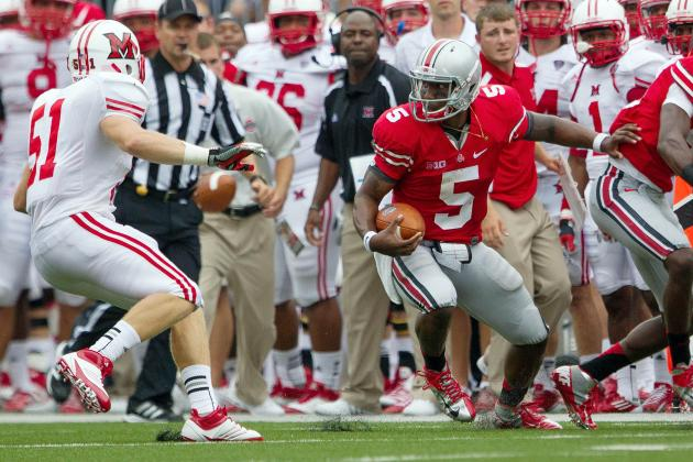 Ohio State 56, Miami University 10: For New-Look Buckeyes, the Future Is Now
