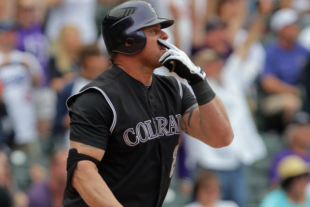 Jason Giambi Hoping to Return for 19th MLB Season