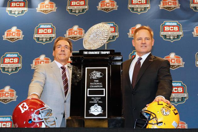 SEC Football: Why NCAA's Best Conference Will Not Produce National Champion