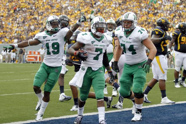 College Football Rankings 2012 Week 1: Top Teams That Didn't Justify Poll Slot
