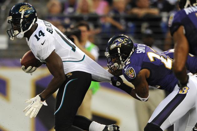 Jacksonville Jaguars: Blackmon and Robinson Lead Improved Receiver Corps