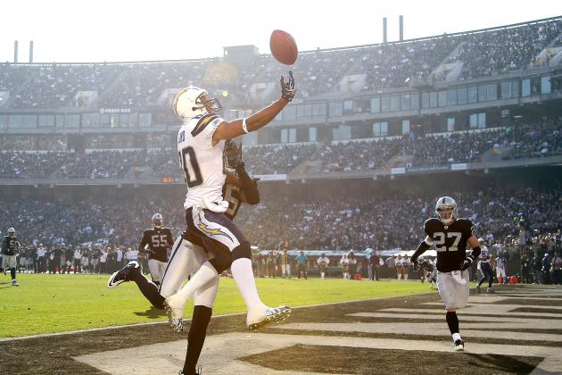 Betting Preview of San Diego Chargers vs. Oakland Raiders