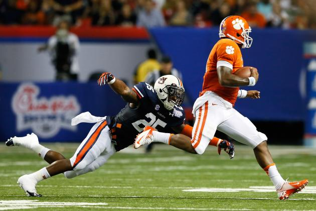 Auburn Tigers Lack of Leadership Costs Them in Loss to Clemson Tigers