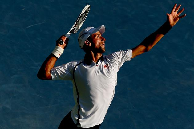 US Open Tennis 2012: Odds for Remaining Men in the Field