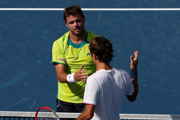 Tennis: Why Dolgopolov vs. Wawrinka Is Today's Best US Open Match