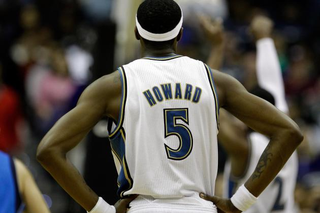 NBA Rumors: Why Josh Howard Still Makes Sense for Bulls, Knicks & Teams in Need