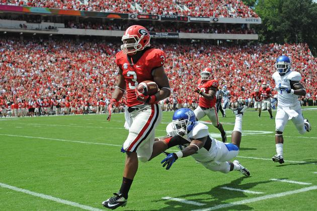 Todd Gurley Is the Real Deal and UGA Will Ride That to Miami
