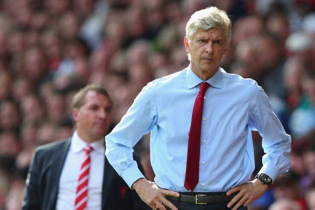 Liverpool vs. Arsenal: Stats and Tactical Analysis