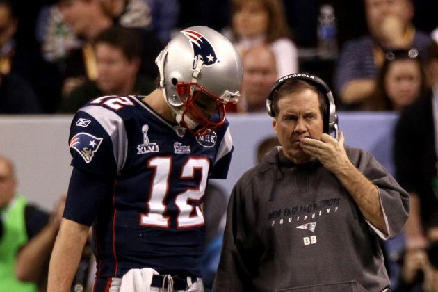 Patriots Tom Brady, Bill Belichick and Revamping 'The Patriot Way'