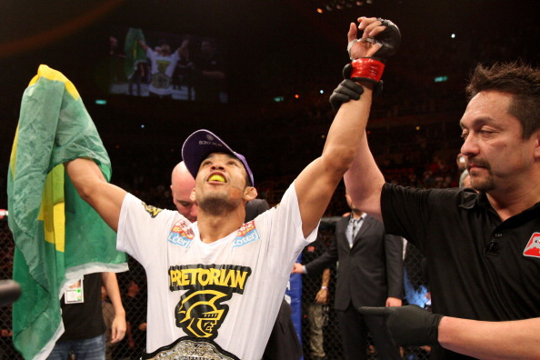 Exclusive: Jose Aldo Happy to Welcome Edgar to Featherweight Division