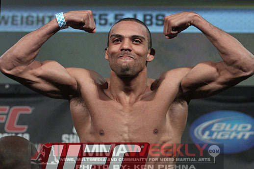 Edson Barboza Interested in a Rematch with Jamie Varner