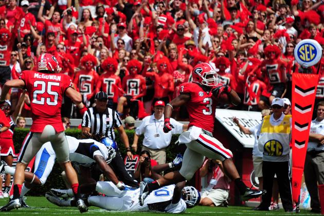 Georgia vs. Buffalo: Bulldogs Showcase Brilliance as Well as Concerns