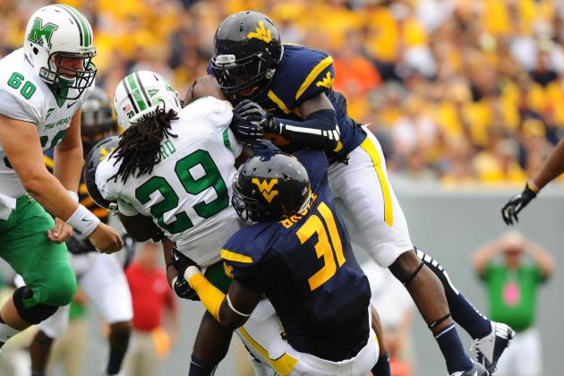 WVU Football: Moving Forward, Should We Worry About the Mountaineer Defense?