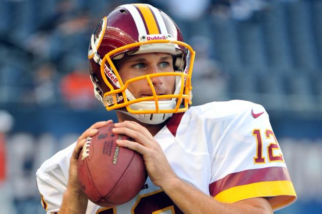 Why Kirk Cousins Should Be Traded by the Washington Redskins