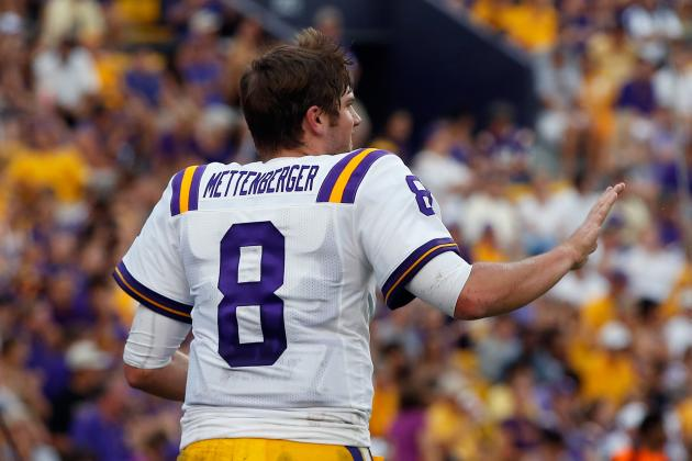 LSU Football 2012: Different Year, Same LSU Offense