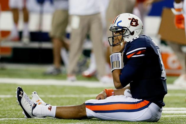 Auburn's Kiehl Frazier Experiences Highs and Lows in First Start