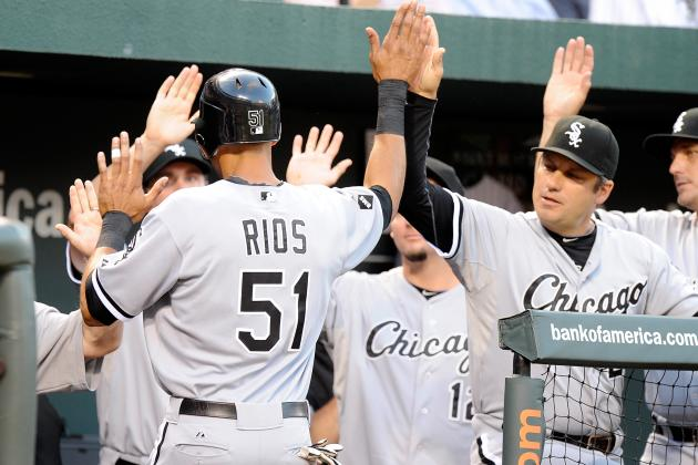 Chicago White Sox:  Do They Have Enough Left to Hang on for a Division Title?