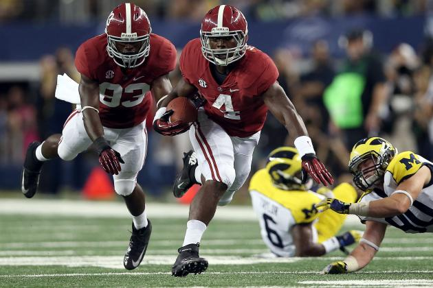 Michigan vs. Alabama: Slaughter Proves Crimson Tide Supremacy Has Only Begun