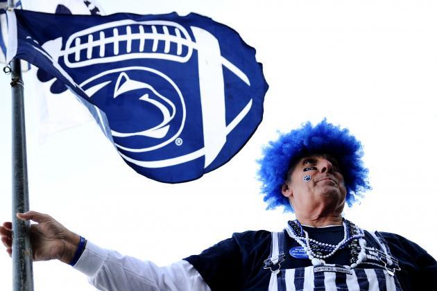 NCAA Football Rankings 2012: Week 1's Biggest Losers