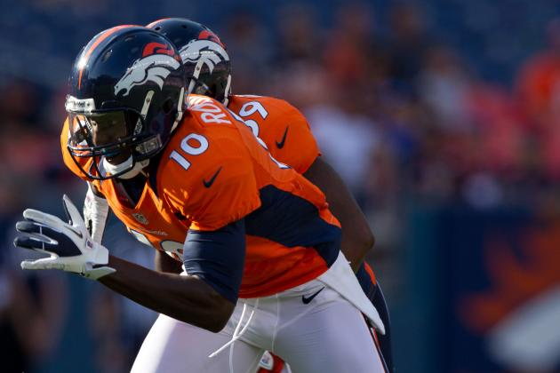 Denver Broncos: Breaking Down the Team's Final Cuts