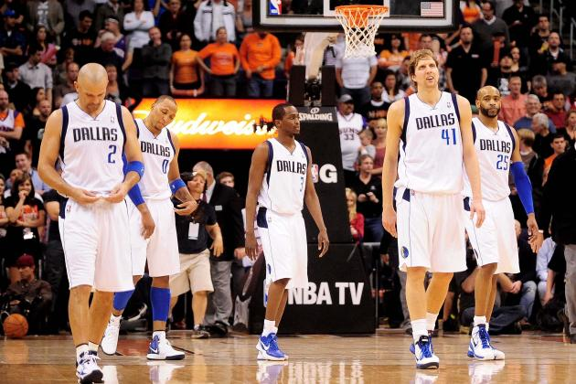 Dallas Mavericks: Why Dallas Is a Sleeper for the 2012-13 NBA Title
