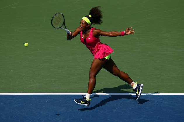 US Open Tennis 2012: Serena Williams' Dominant Win Proves Her Run Isn't over