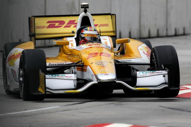 Ryan Hunter-Reay Earns Shot at Championship with Baltimore Win