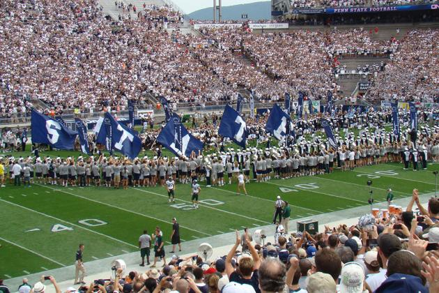Penn State vs. Ohio:  A Tough Challenge for the First Game