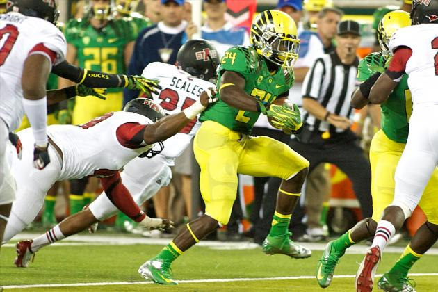 Oregon Ducks Football: 2012-2013 BCS National Champs?