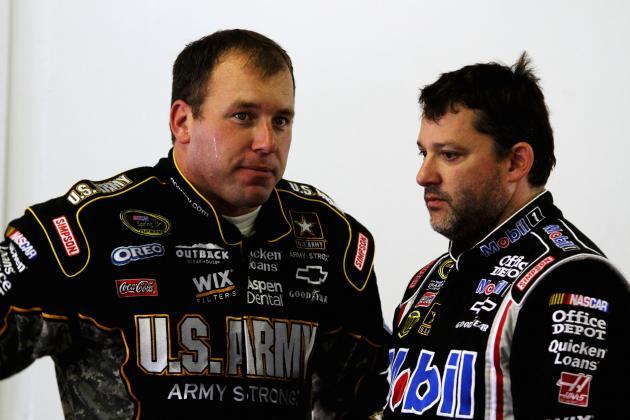 NASCAR: How Stewart-Haas' Sponsorship Woes Affect Ryan Newman