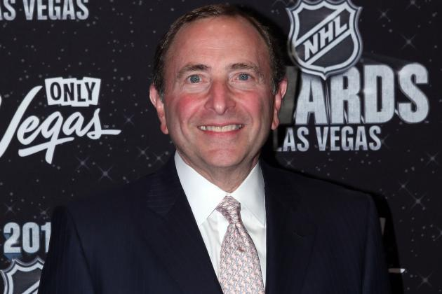 NHL Collective Bargaining Agreement: Is It Time to Fire Gary Bettman?
