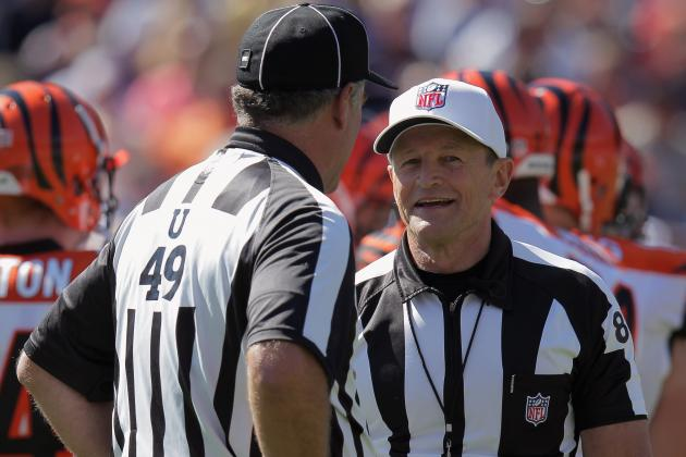 NFL: Why the League Needs to Bring Back the Real Referees at Any Cost