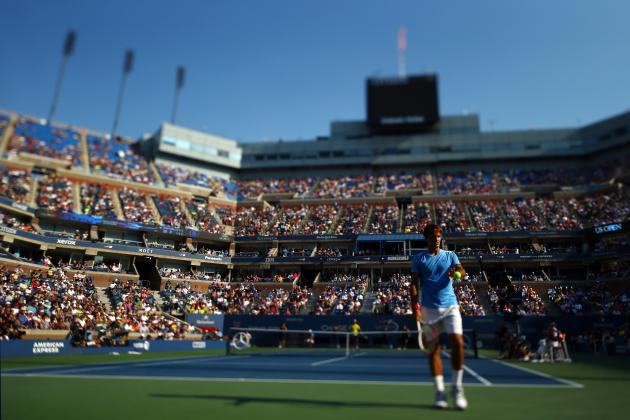 US Open Tennis 2012 Results: Recapping All of Sunday's Action
