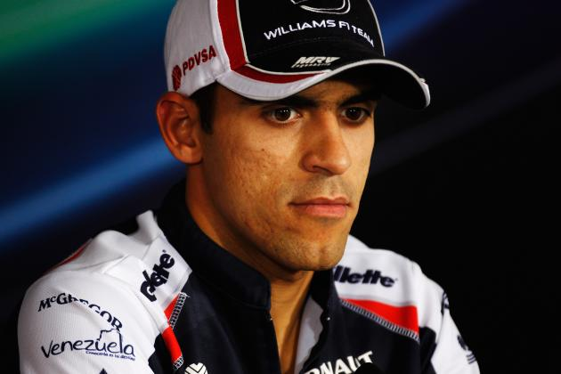 Maldonado to Drop 10-Places at Italian GP
