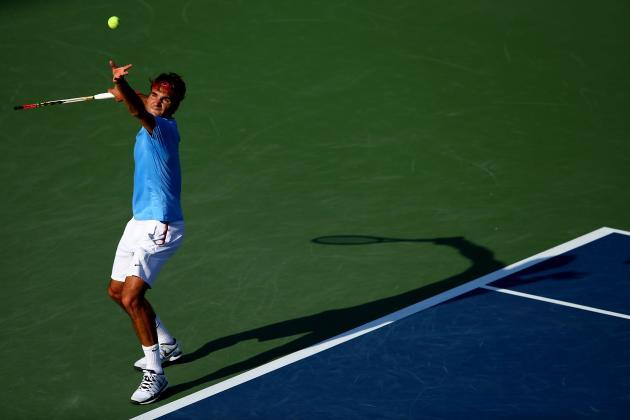 Roger Federer: Swiss Legend Will Add US Open Title to Already Impressive 2012