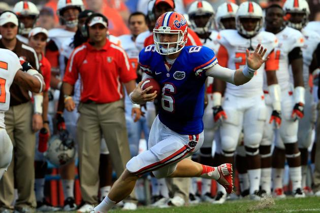 Florida Football: Driskel Clearly Gives Gators Better Chance at Winning Now