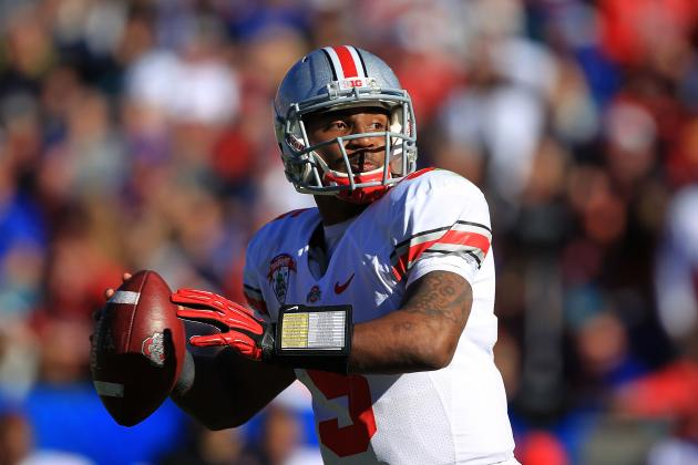 Comparing Braxton Miller to Tim Tebow in Urban Meyer's Offense
