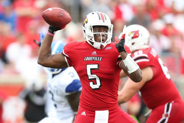 Kentucky Football: Louisville Cardinals Rip Wildcat Defense, Win Opener 32-14