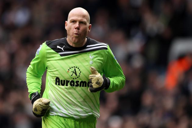 Tottenham Hotspur News: AVB Backs Brad Friedel over Hugo Lloris in Goal