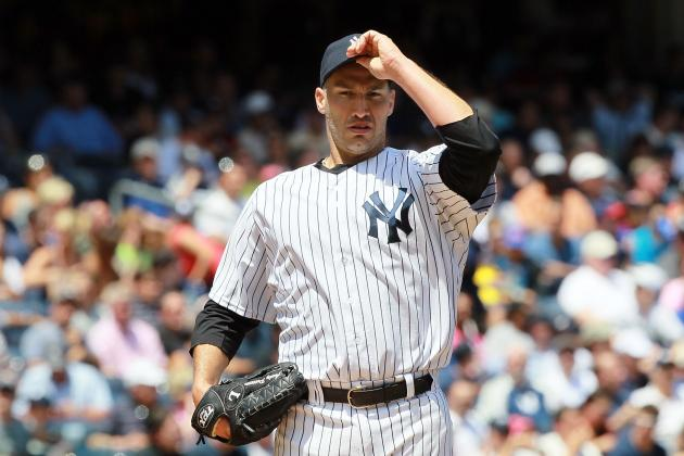 New York Yankees: Andy Pettitte's Ankle Good After Sunday, Live Hitters Next