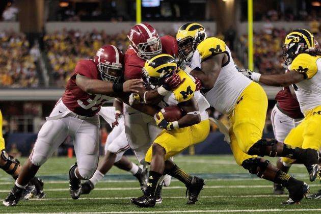 Michigan Football: Wolverines' Defense Major Concern After Alabama Debacle