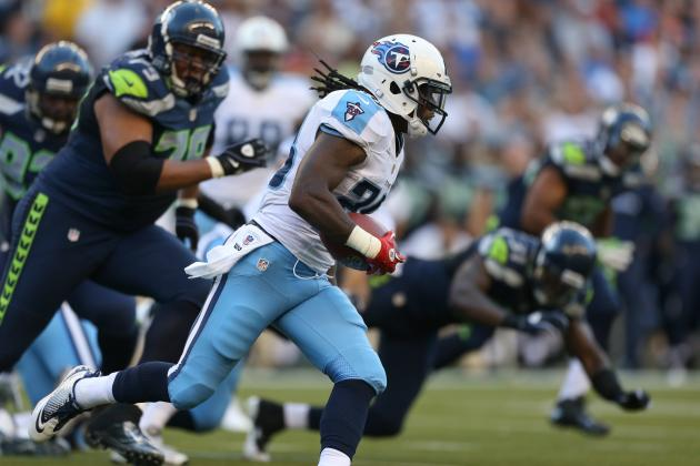 Tennessee Titans: Chris Johnson the Key to Beating New England