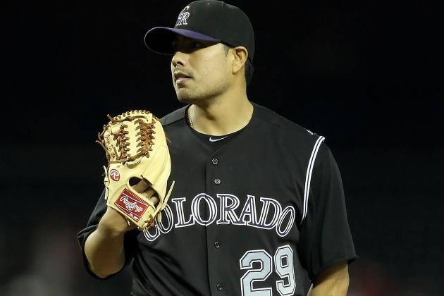 Jorge De La Rosa Cleared for Rehab Assignment