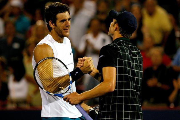 US Open Tennis 2012: Preview of Roddick-Del Potro Clash