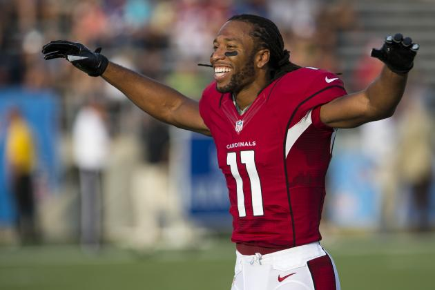 Fantasy Football: How Cardinals' QB Situation Affects Larry Fitzgerald's Stock