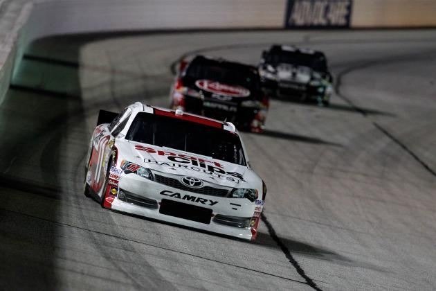 AdvoCare 500 2012 Results: Reaction, Leaders and Post-Race Analysis