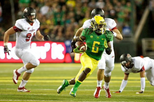 De'Anthony Thomas Enters Heisman Race After Huge Game vs. Arkansas State