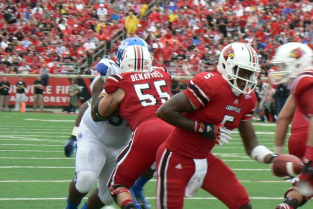 Louisville Football: Louisville Takes Down Kentucky with Ease, 32-14