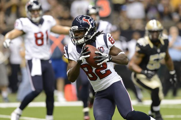 Fantasy Football 2012: WRs Who Are Worth a Waiver-Wire Move