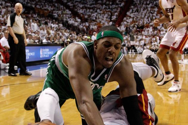 Boston Celtics: 2012-13 Will Be Most Challenging Season of Paul Pierce's Career